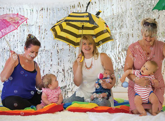 Stay Cool Tips For Mums-to-be