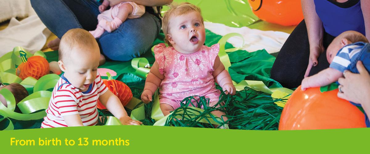 Baby Sensory baby classes