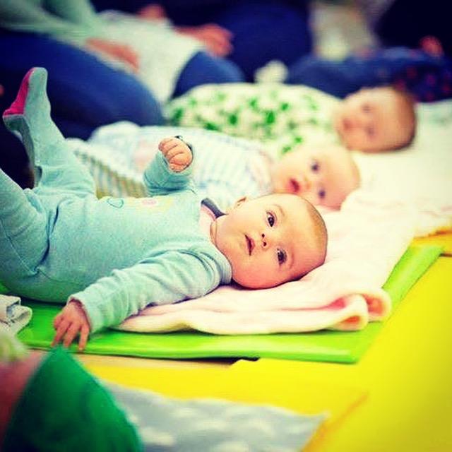 Sensory Baby Play