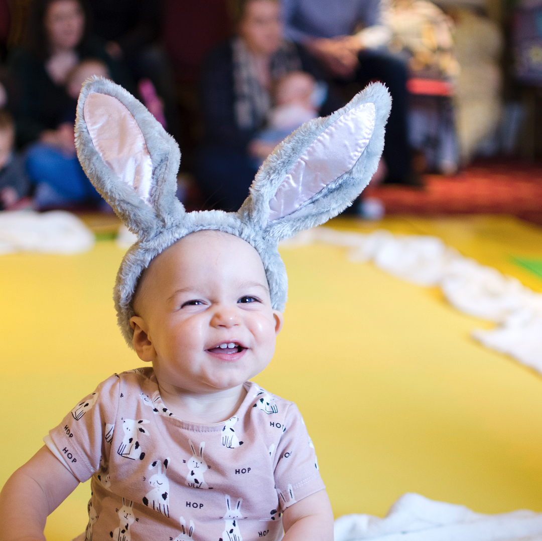 Top Tips - Baby's First Easter