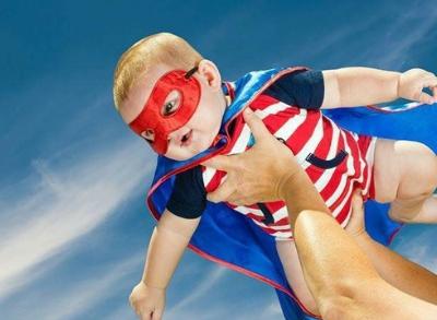 Superhero Senseathon