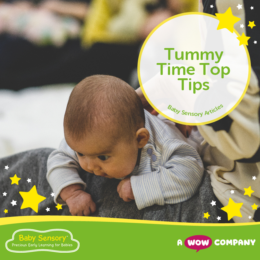 Tummy Time Top Tips