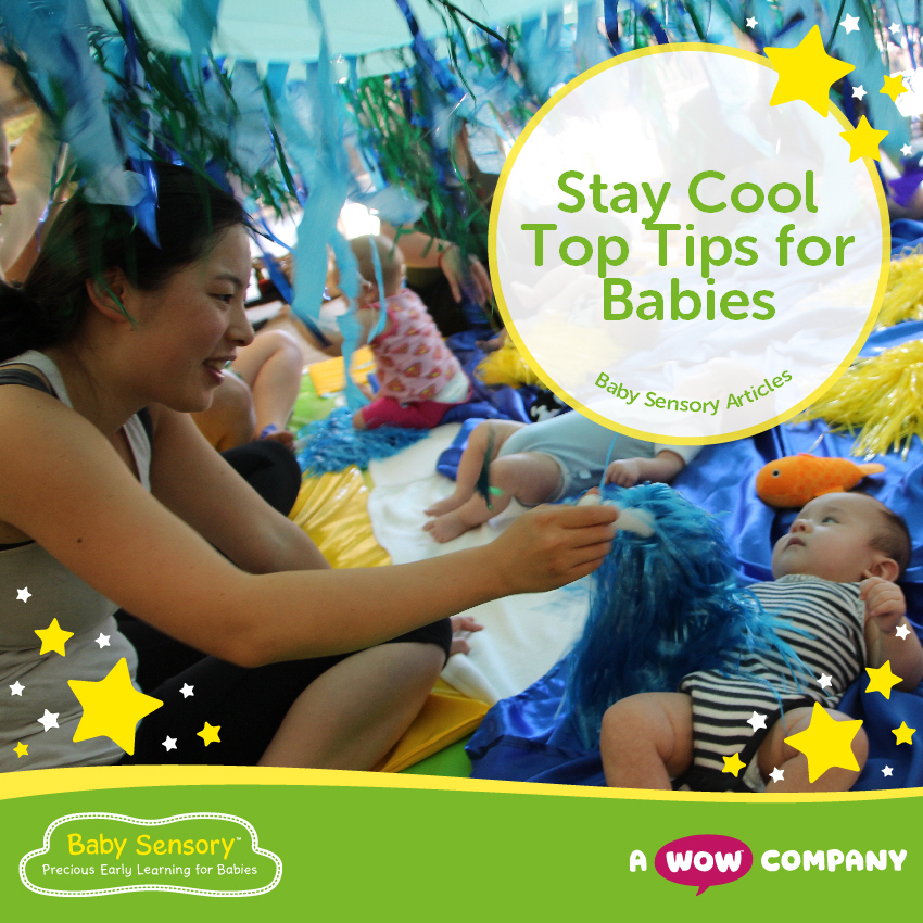 Stay Cool Top Tips for Babies