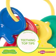Teething Top Tips